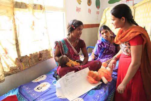 Breastfeeding was the easiest choice for these women in rural Odisha