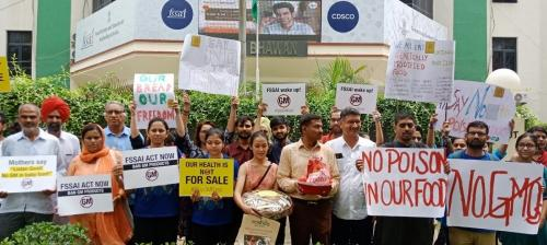 FSSAI in denial mode, won't ban processed foods that tested positive for GM