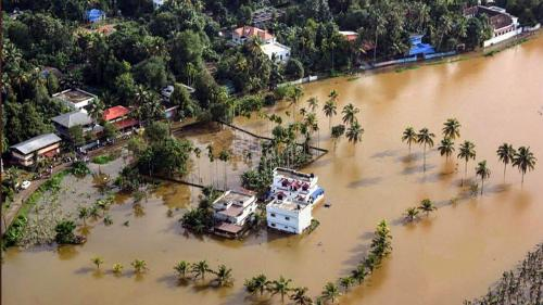 Kerala floods reveal the horror that is climate change