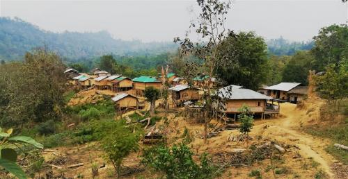 Tiny hydropower plant lights up a remote hill village in Bangladesh