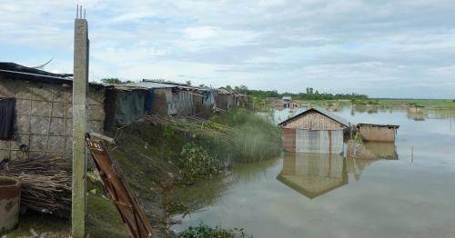 Flood fury in Nagaland despite one of the driest monsoons