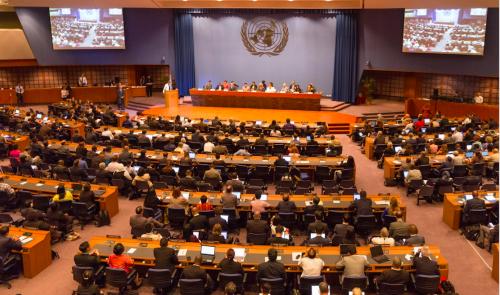 Bangkok climate talks on adaptation communication show sign of promise