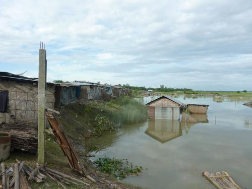 As flood waters begin to recede in Nagaland, IMD predicts extreme rain in Northeast