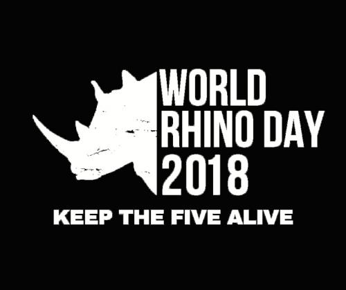 International Rhino Foundation's Logo to mark World Rhino Day     Credit: International Rhino Foundation