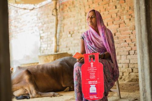 580 million Indians will use solid fuel to cook in 2030