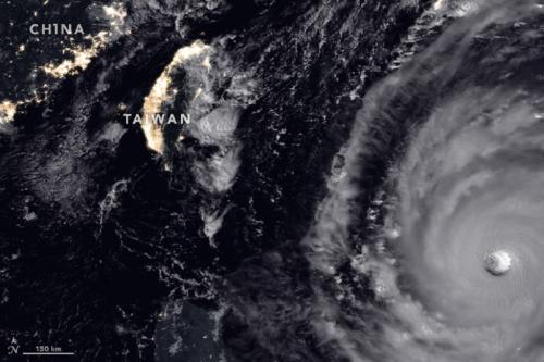 Japan braces for super typhoon Trami