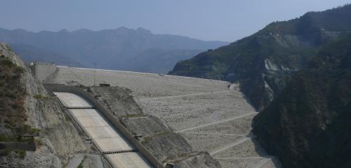 Himalayan dams