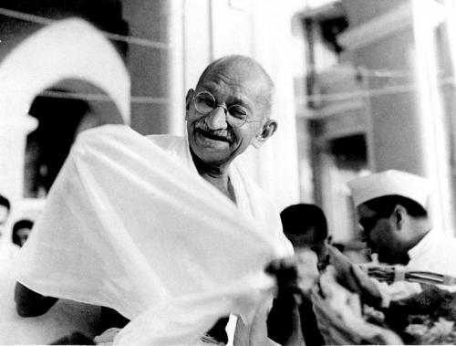 Revisiting Gandhi in the age of social media