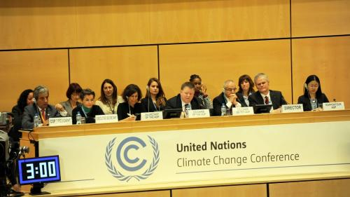 IPCC Special Report: Scientific consensus must form basis for political action