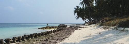 Climate change in India: Sinking chain of atolls in Lakshadweep