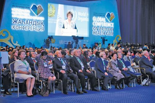 Will Astana Declaration succeed where Alma-Ata failed?