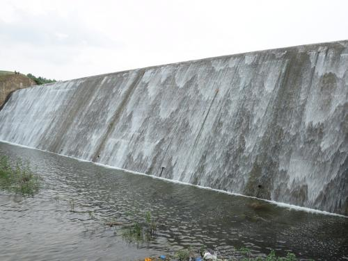 Water level in major southern and western reservoirs at 50% of storage capacity