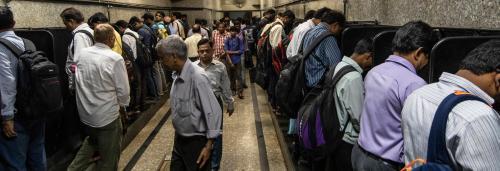India's sanitation economy to double by 2021