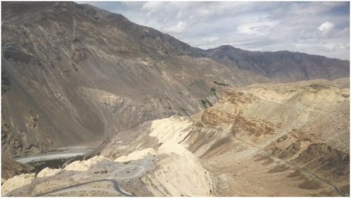 New awakenings in the trans-Himalaya