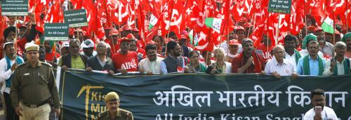 Tribals, widows, farm hands, farmers from all over India reach Delhi with their demands