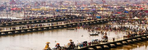 'A generic policy for Kumbh Melas would be a real act of faith'