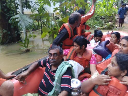 Germany to provide Rs 720 crore loan to flood-hit Kerala