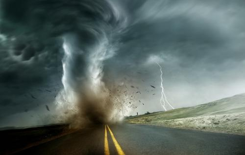 Tornadoes are not born in clouds but on ground, says new research