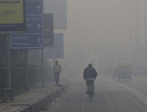 2018's autumn, early winter show marginal improvement for Delhi air: CSE