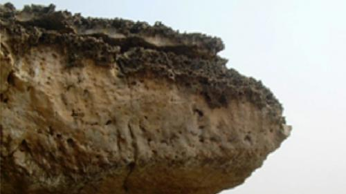 Signatures of past climate change found on West coast
