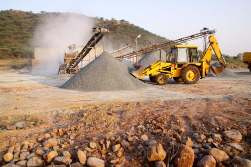Should district mineral foundations be with state mining departments?