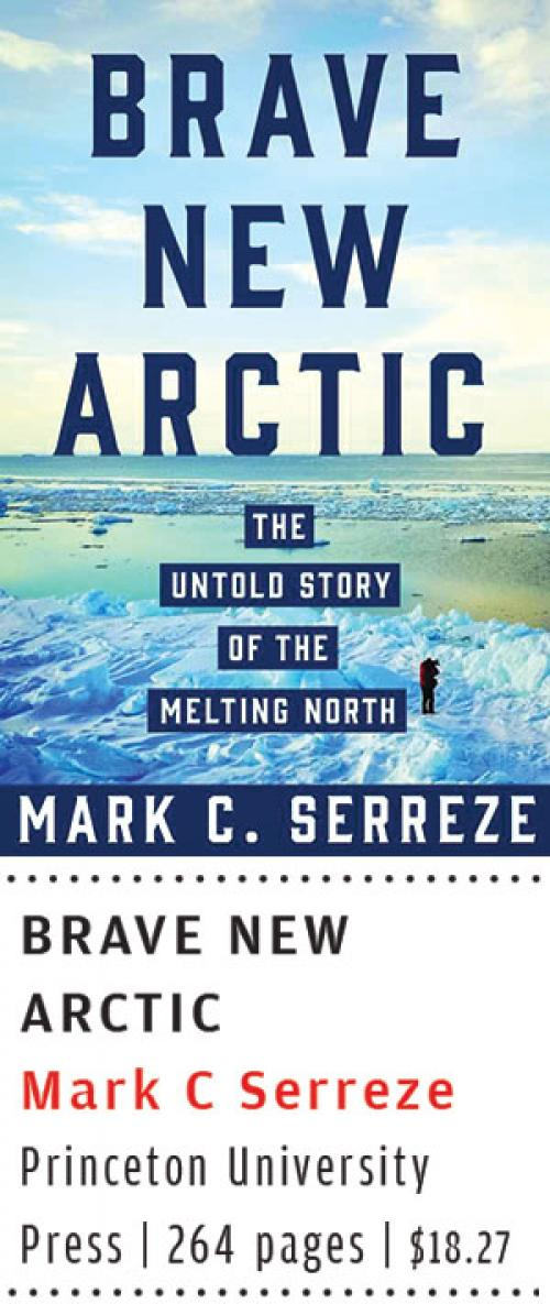 Anthropocene in the Arctic