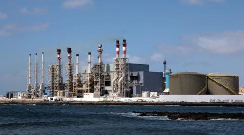 More toxic sludge than fresh water produced from desalination