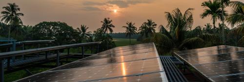 International Solar Alliance plans bank to fund energy access