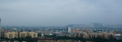Why is Delhi facing a flip-flop in weather conditions
