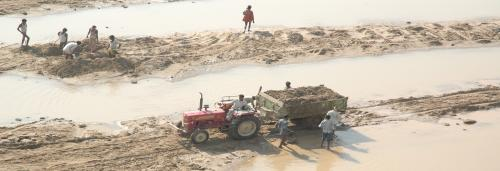 'District Mineral Foundation's implementation in MP half-hearted'