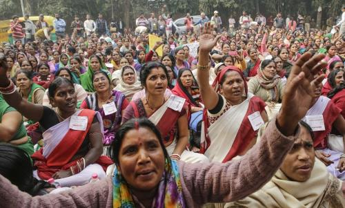 Interim Budget 2019: ASHA, Anganwadi workers not enthused by Piyush Goyal's 'sop'
