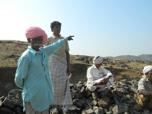 Why MGNREGS workers sought police complaints against the PM
