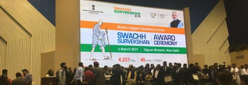 Swachh Survekshan 2019 throws up contradictions