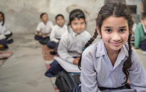 'Need to be accompanied biggest reason for girl student drop outs'