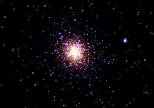 खगोलविदों ने तारों के नए समूह का पता लगाया