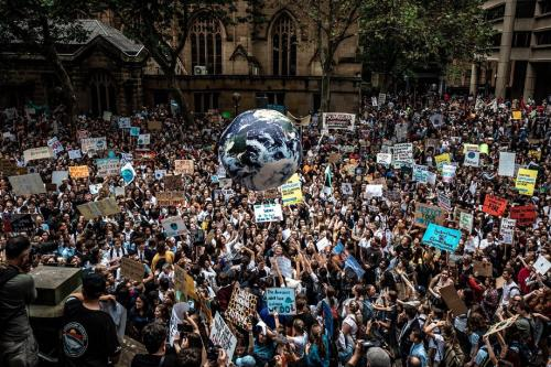 #FridaysForFuture: Students demand climate action