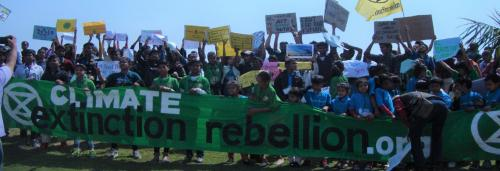 #FridaysForFuture: India's youth seek climate justice