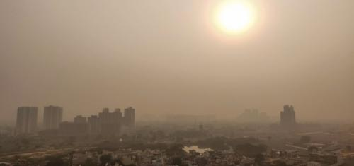 How global warming and air pollution converge