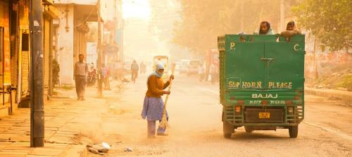 Municipalities responsible for dirty India, says NITI Aayog CEO