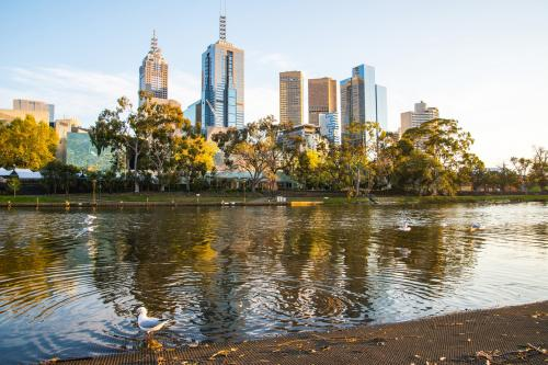 Taking cue from Melbourne water management