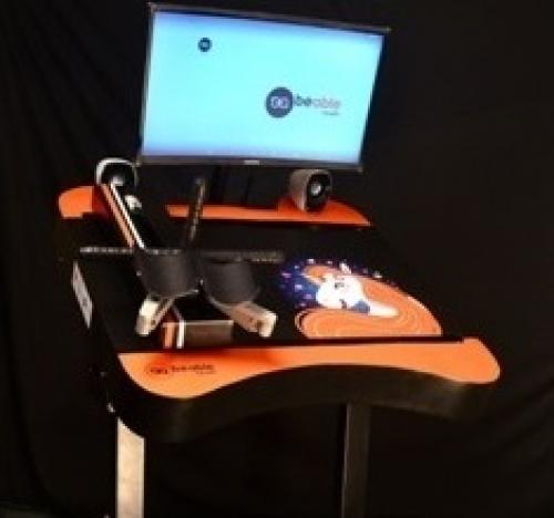New device promises to make stroke rehabilitation fun