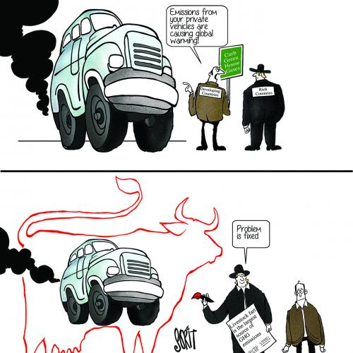 Green houses gases