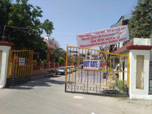देश की राजधानी से सटे शहरों में भी चुनाव के बहिष्कार की तैयारी