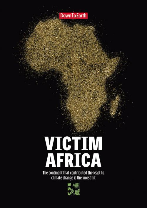 Victim Africa (eBook)