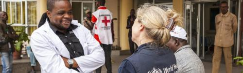 WHO partners meet to find ways of improving global health