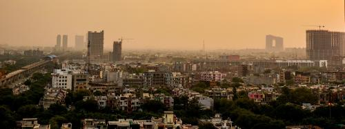 Ozone levels increase in Delhi, pose health risk