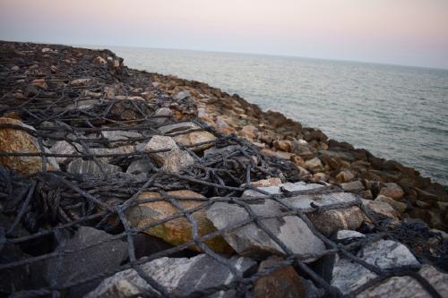 Sea erosion affecting lives and livelihoods in Odisha
