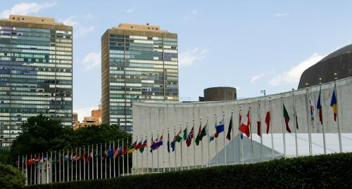 'UN does not have real powers to execute its decisions'