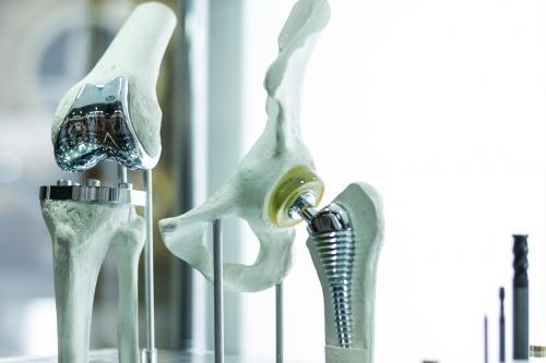 New graphene-based material developed for medical implants