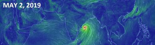 Cyclone Fani to hit Odisha coast tomorrow afternoon